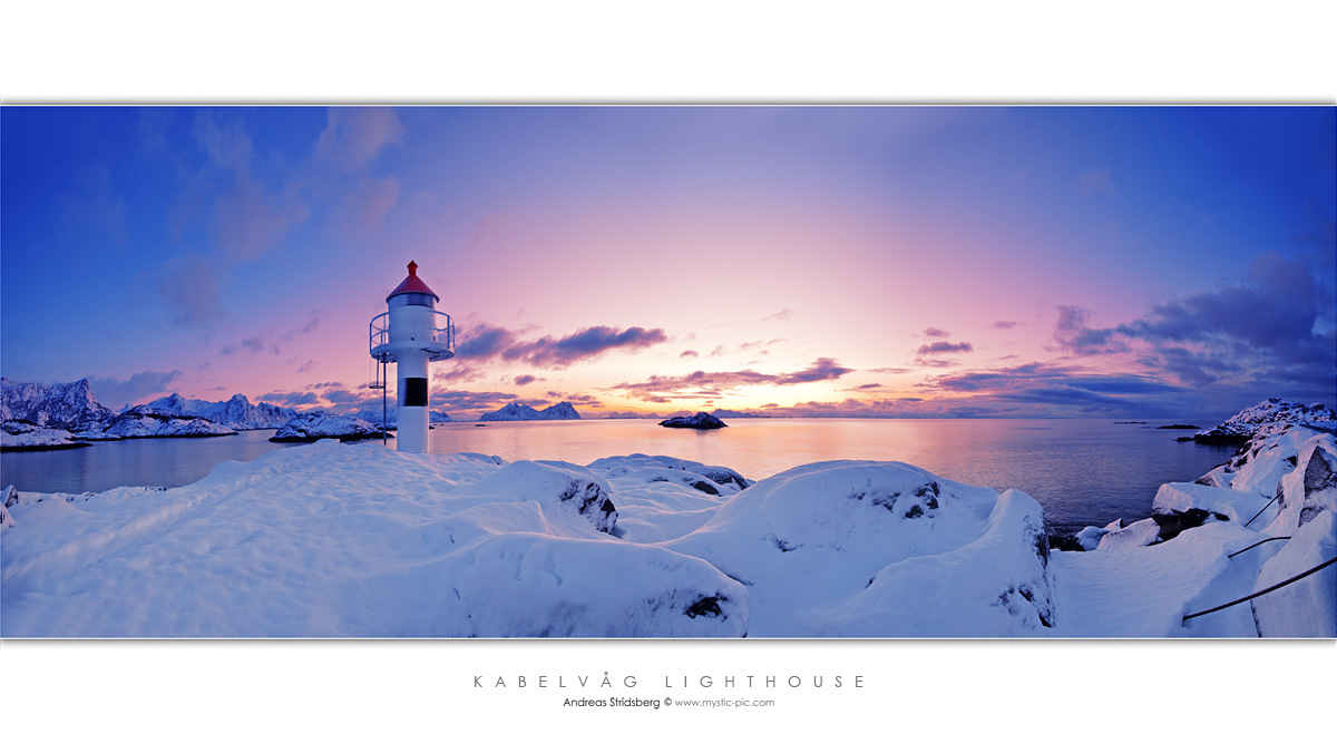 Kabelvag Lighthouse