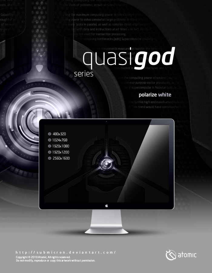 Quasi-God Polarize