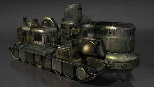 Steam Crawler