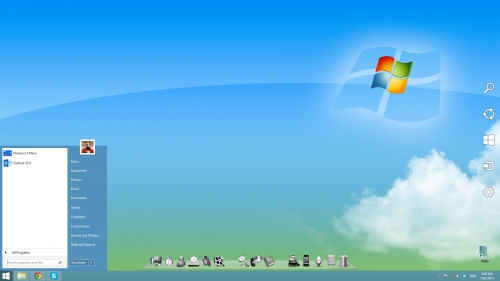 Windows 8 Screenshot