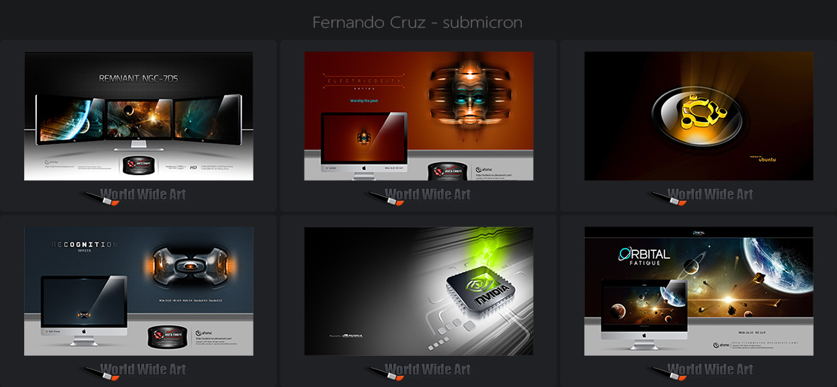 submicron - Fernando Cruz